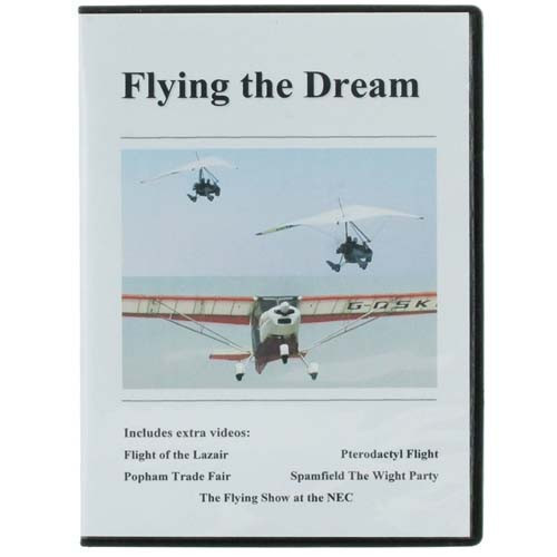 Flying The Dream - DVD