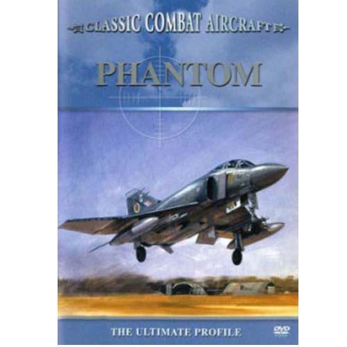 DVD  CLASSIC COMBAT Aircraft - PHANTOM