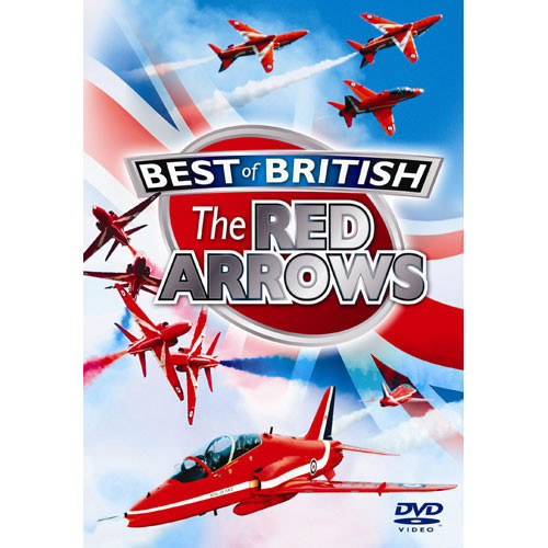 DVD - BEST OF The BRITISH RED ARROWS