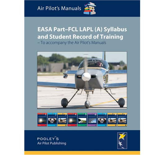 EASA-FCL LAPL(A) Syl & Student Record of Training