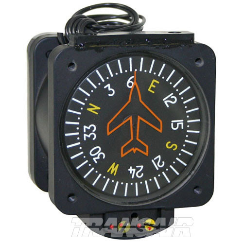Falcon MCVC-2L-A Vertical Card Compass