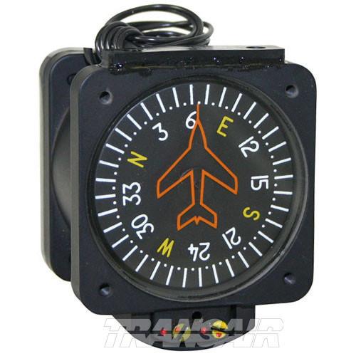Falcon MCVC-2L-A Vertical Card Compass