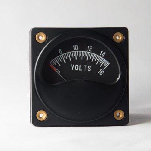 """Falcon Gauge Volt Meter 6-16V - 2 1/4"""""""