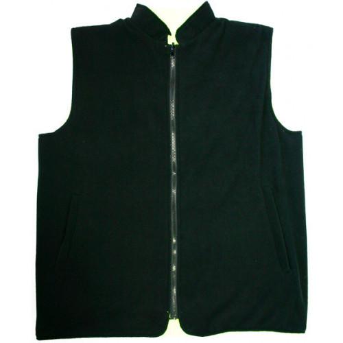 Belfast high viz reversible to fleece vest