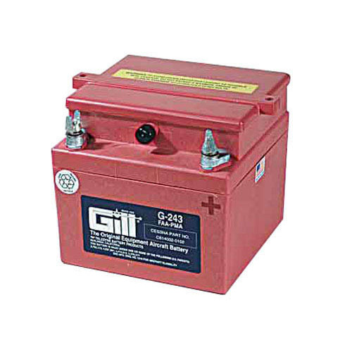 Gill Battery G-243 24v Dry Charged