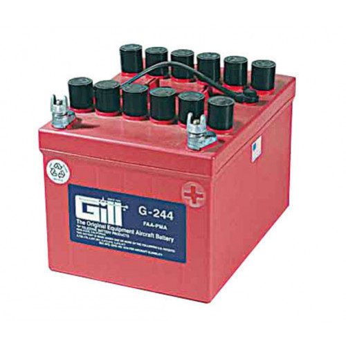 Gill Battery G-244 24V DRY CHARGED