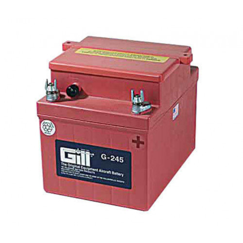 Gill Battery G-245 24V DRY CHARGED
