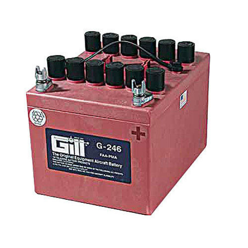 Gill Battery G-246 24v Dry Charged