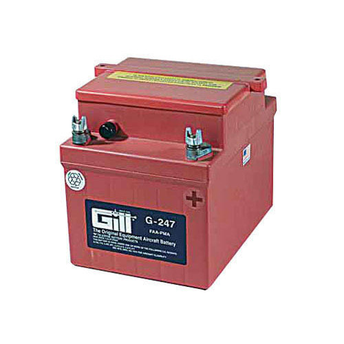 Gill Battery G-247 24V DRY CHARGED