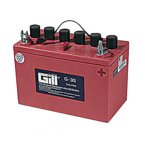 Gill Battery G-35 12V Dry Charged