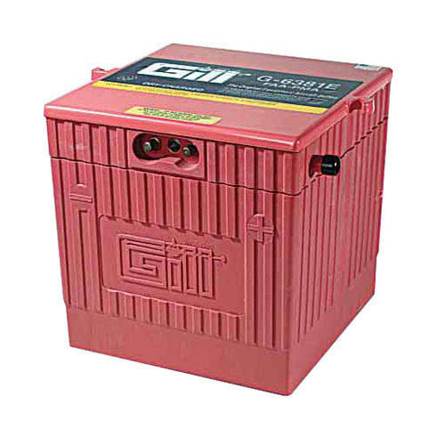 Gill Battery G-6381C 24V DRY CHARGED