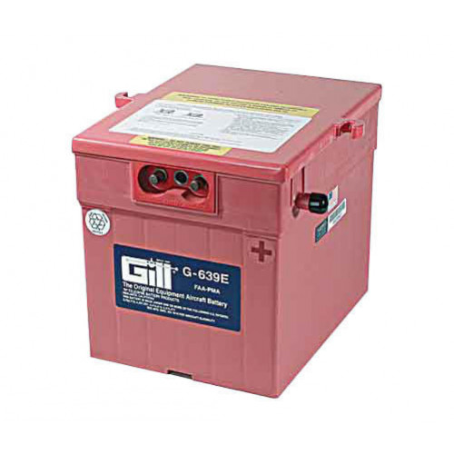 Gill Battery G-640E 24V DRY CHARGED