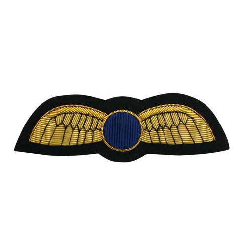 Pilot Uniform Wings (Gold PIN ON)