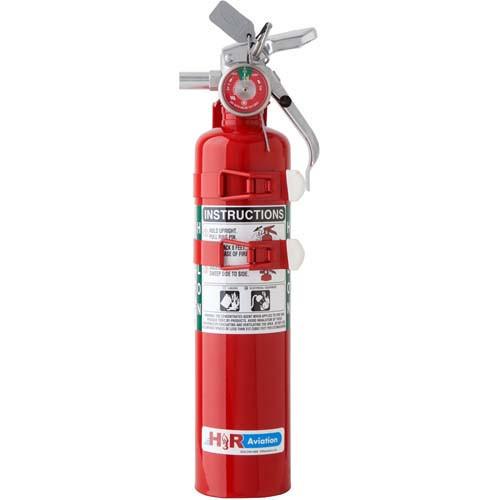 H3R C352TS Aircraft Extinguisher.2.5 lb./1.134 kg