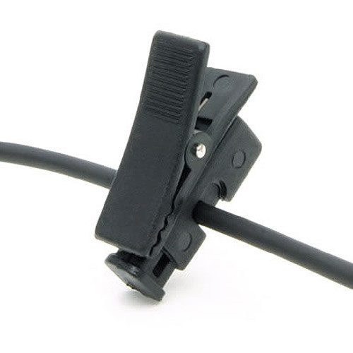 Headset Cord Clothes Clip