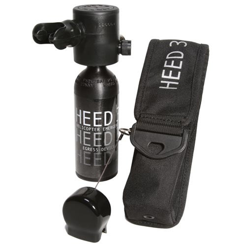 HEED 3 - Helicopter Emergency Egress Device
