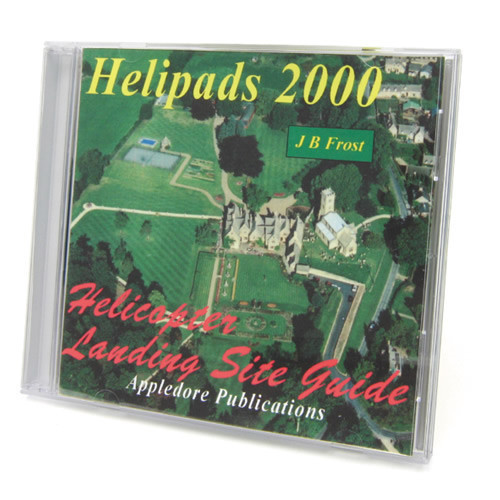 CD ROM - Hotel Helipads (UK & Ireland)