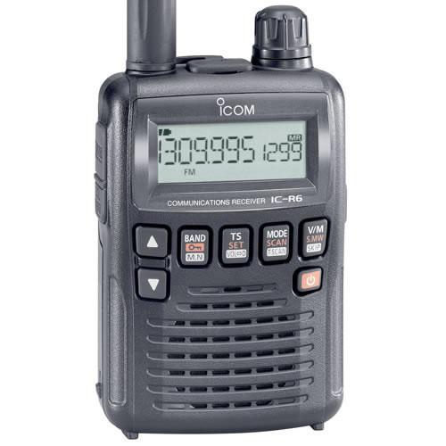 Icom IC-R6 Receiver