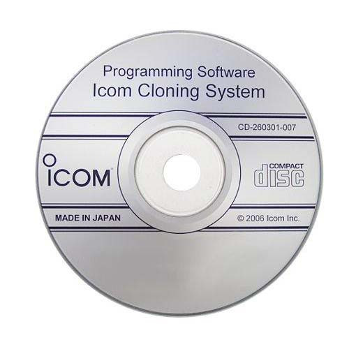 Icom A6/24 PC ProgRAMming Software new model