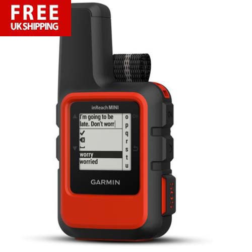 Garmin in Reach Mini