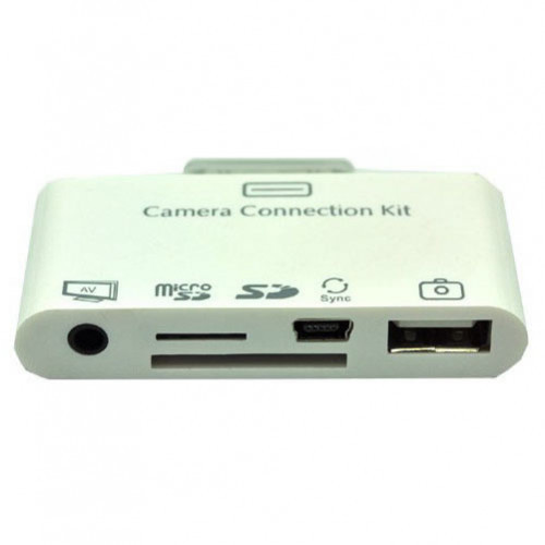 iPAD  5 in 1 Connection Kit