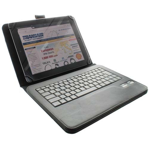 iPAD 2 Case cover & Bluetooth keyboard