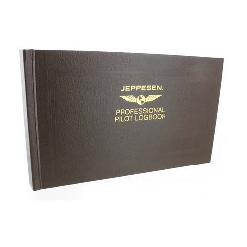 Jeppesen Professional Logbook