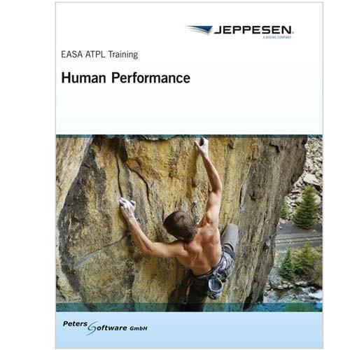 Jeppesen Human Performance EASA  ATPL Manual