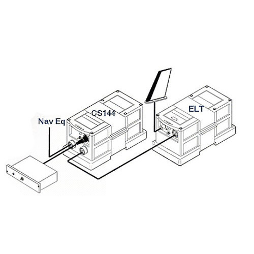 Kannad ELT-NAV Iinterface CS144-RS (Serial RS)