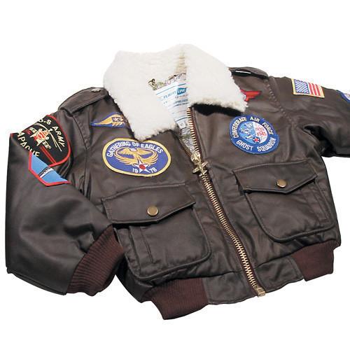 38d0d11a7626 Pilots Clothing Kids Flight Jackets