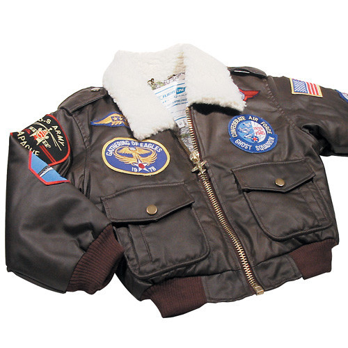 Youth TOP GUN Jacket -