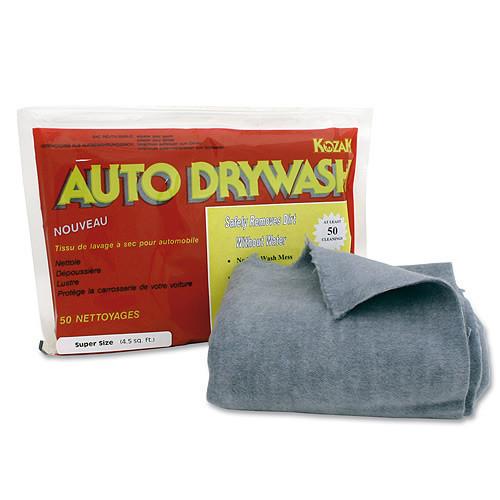 Kozak drywash cloth