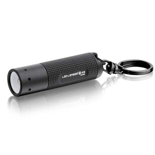 LED Lenser K2 Key Ring Torch