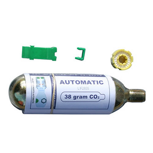 38g Re-Arming Pack and Replacement Cylinder