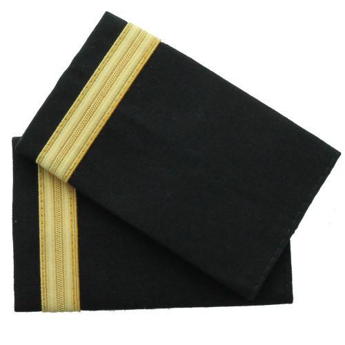 One Bar Gold Epaulette Board