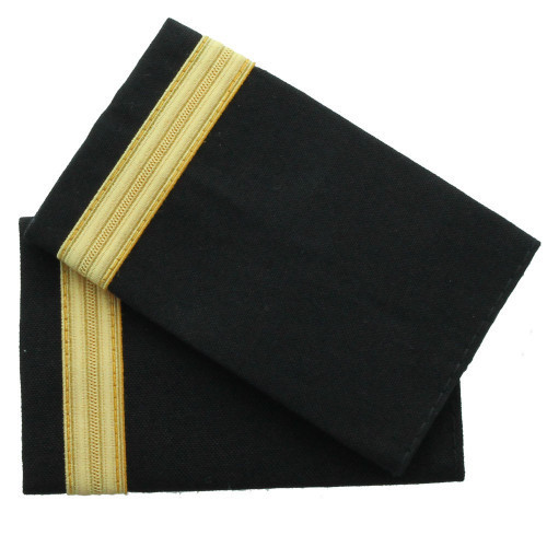 One Bar Gold Epaulette Board