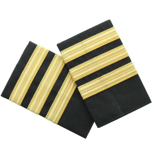 Three Bar Gold Epaulette Board