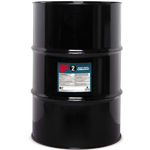 LPS2 Heavy Duty Lubricant 208 Litre Drum