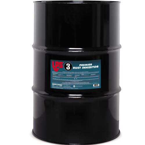 LPS3 Rust Inhibitor 205 Litre Drum