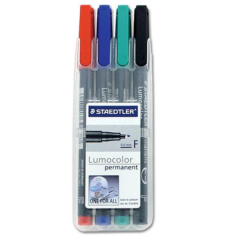 Lumocolour Pen Pack