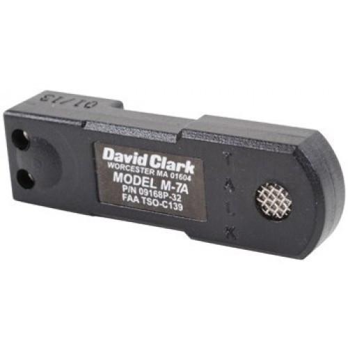 David Clark M-7A MIC AMPLIFIED Electret