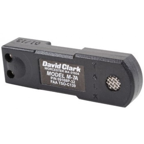 David Clark M-7A MIC AMPLIFIED Electret