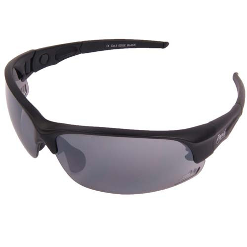 Rapid Eyewear Pilot Sunglasses - Edge - Matt Black