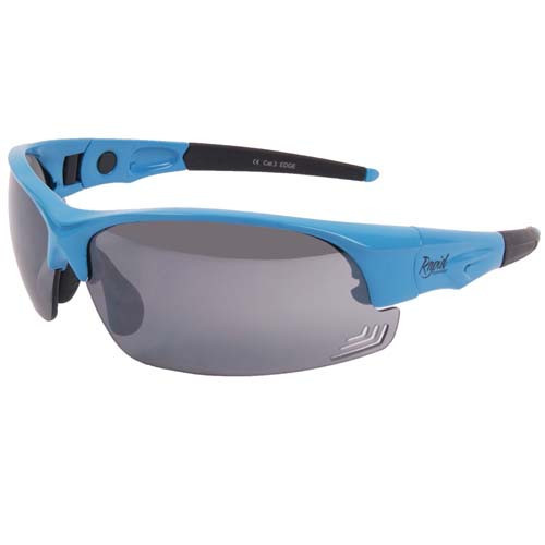Rapid Eyewear Pilot Sunglasses - Edge - Blue