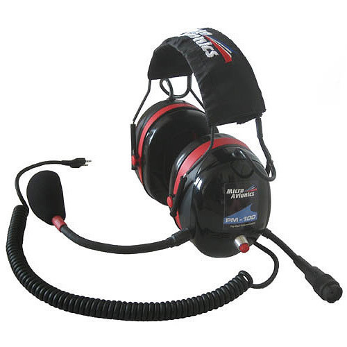 MicroAvionics MP001 PARA Motor Headset - Side Tone