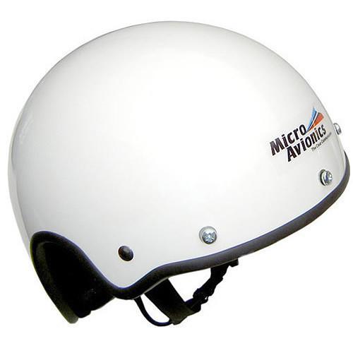 Microavionics MM021 Paramotor Helmet White Small