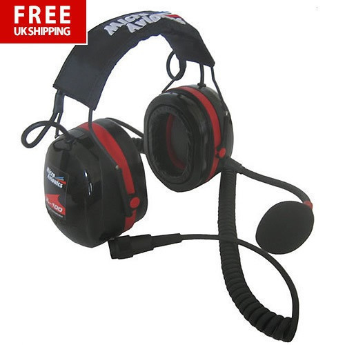 MicroAvionics MM001 Headset UL-100