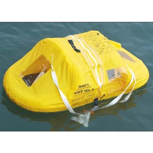 Babyraft Liferaft EASA Approved