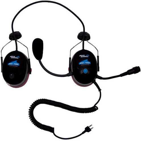 MicroAvionics MP001A PARA Motor Headset