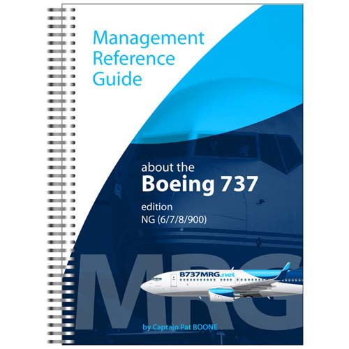 MRG - B 737 Management Reference Guide